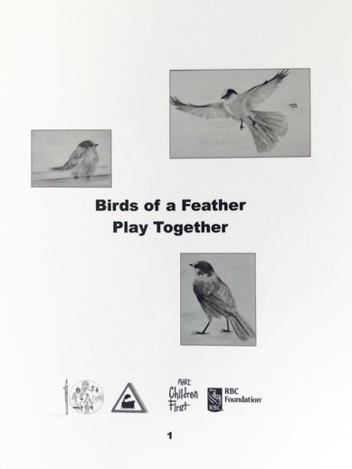 Birds of a Feather Play Together