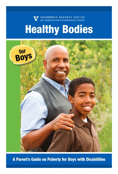 Healthy Bodies: A Parent's Guide on Puberty for Boys/Girls with Disabilities