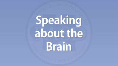Kim Barthel - Speaking about the Brain