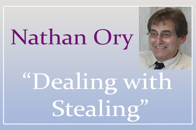 Nathan Ory - Dealing with Stealing