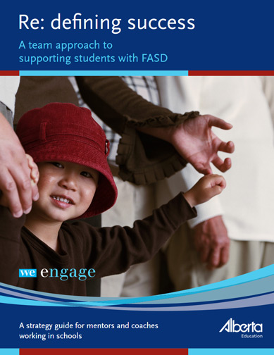 Re: defining Success: A team approach to supporting students with FASD