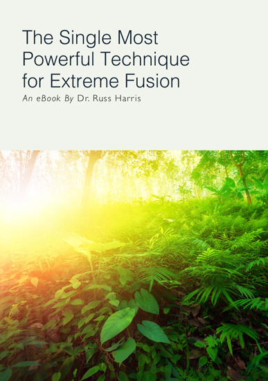 The Single Most Powerful Technique for Extreme Fusion - Dr. Russ Harris