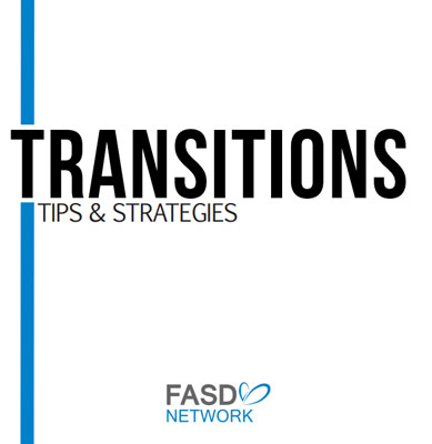 Transitions Tips and Strategies