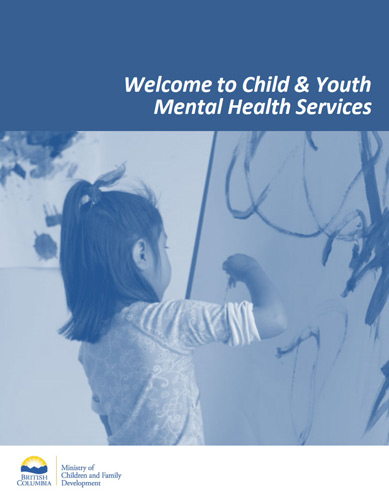 Welcome to Child & Youth Mental Health Services